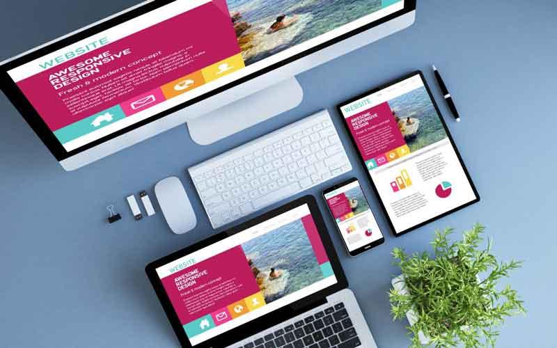 تصميم موقع الكتروني احترافي العلا ويب خطوات تصميم موقعك